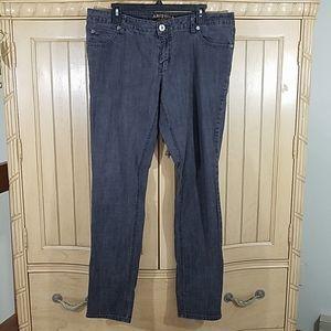 Arizona Fave Super Sknny Jeans, sz 17 Long